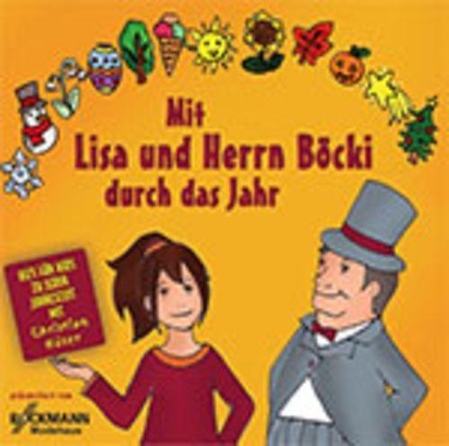 CD: Mit Lisa und Herrn Böcki durch das Jahr