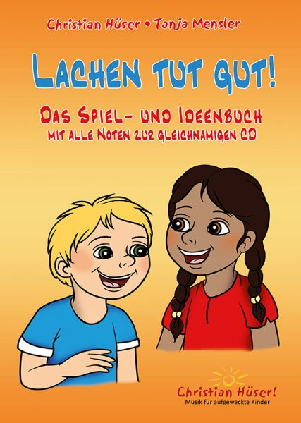 E-Book: Lachen tut gut - Spiel und Ideenbuch