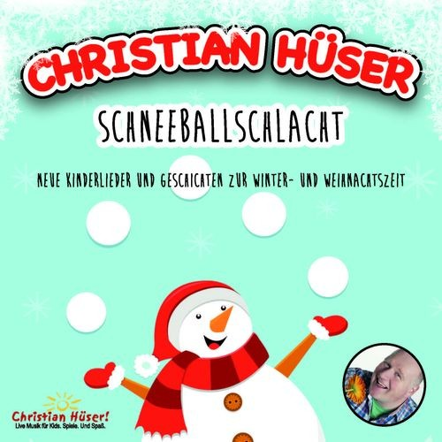 CD: Schneeballschlacht