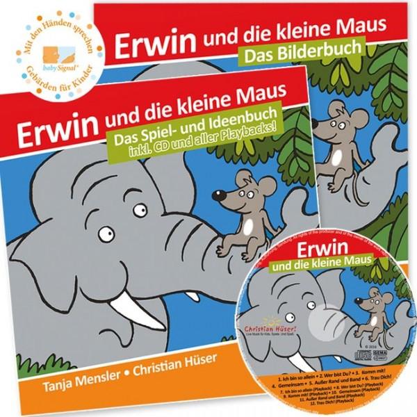 Cover_Set_Erwin-und-die-kleine-Maus