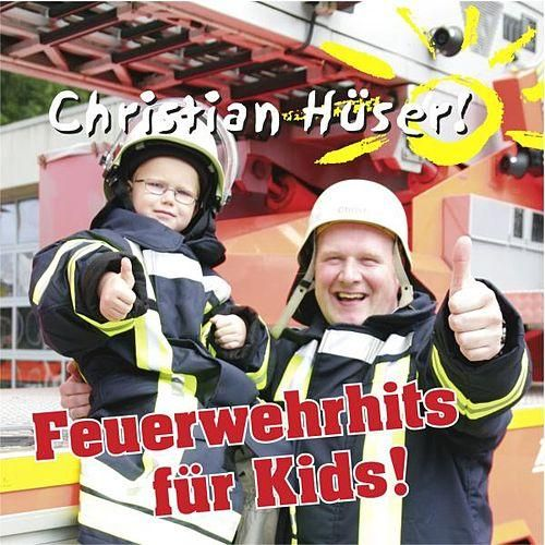 CD: Feuerwehr Hits für Kids