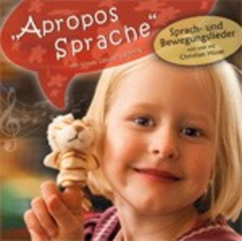 "CD: Apropos Sprache ""Sprachförder CD"""