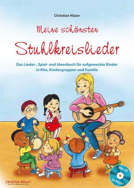 Stuhlkreislieder (inkl. CD)