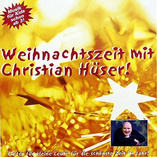 CD: Weihnachtszeit mit Christian Hüser