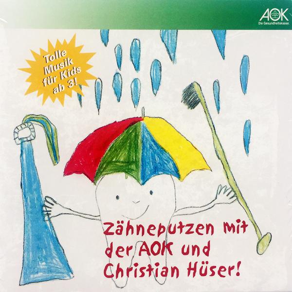 CD: Zähneputzen mit Christian Hüser