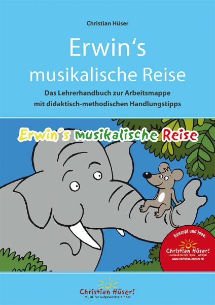 Lehrerhandbuch zur Arbeitsmappe Erwin und die kleine Maus
