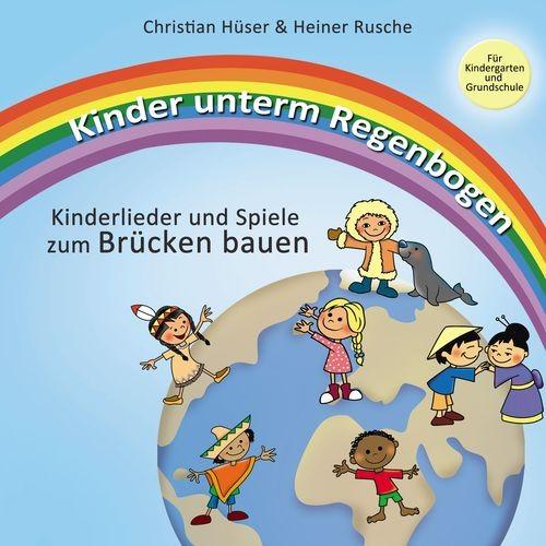 Kinder unterm Regenbogen Set