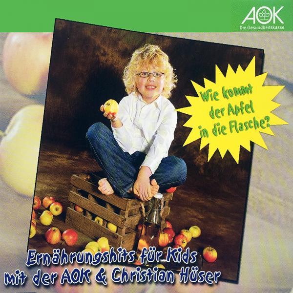 CD: Ernährungshits für Kids