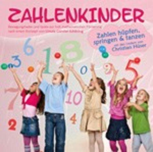 CD: Zahlenkinder (Thema Mathematik)