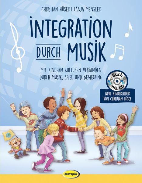 Integration durch Musik (inkl. CD)
