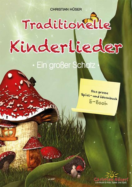 E-Book: Traditionelle Kinderlieder