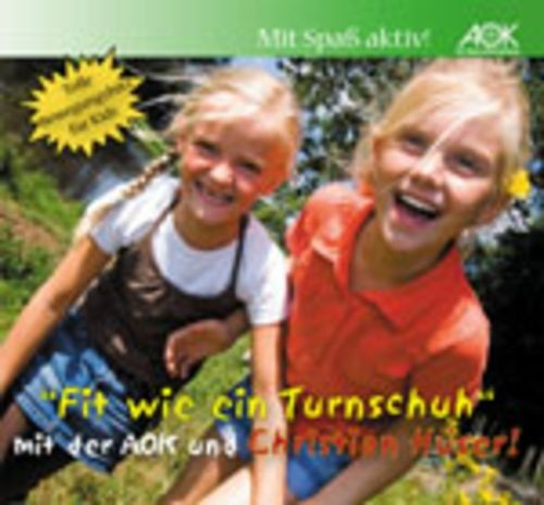 CD: Fit wie ein Turnschuh (Single)
