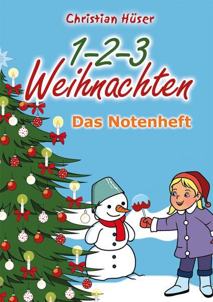 Ebook: 1-2-3 Weihnachten
