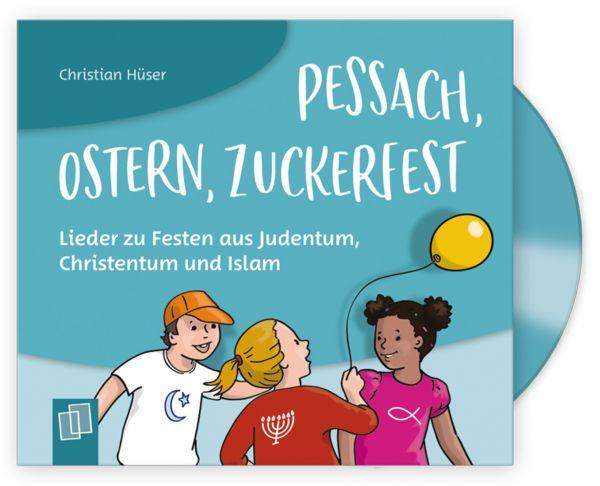CD: Pessach, Ostern, Zuckerfest